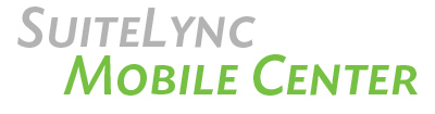 SuiteLync Mobile Center Efficiently Organize Quotes for Your Clients